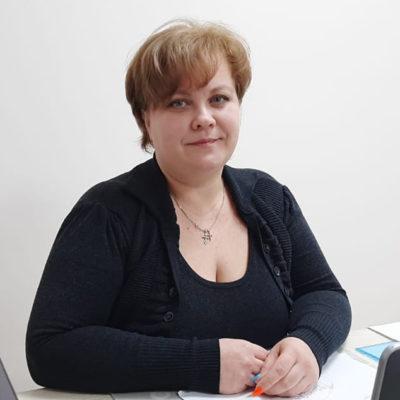 Анна Евгеньевна