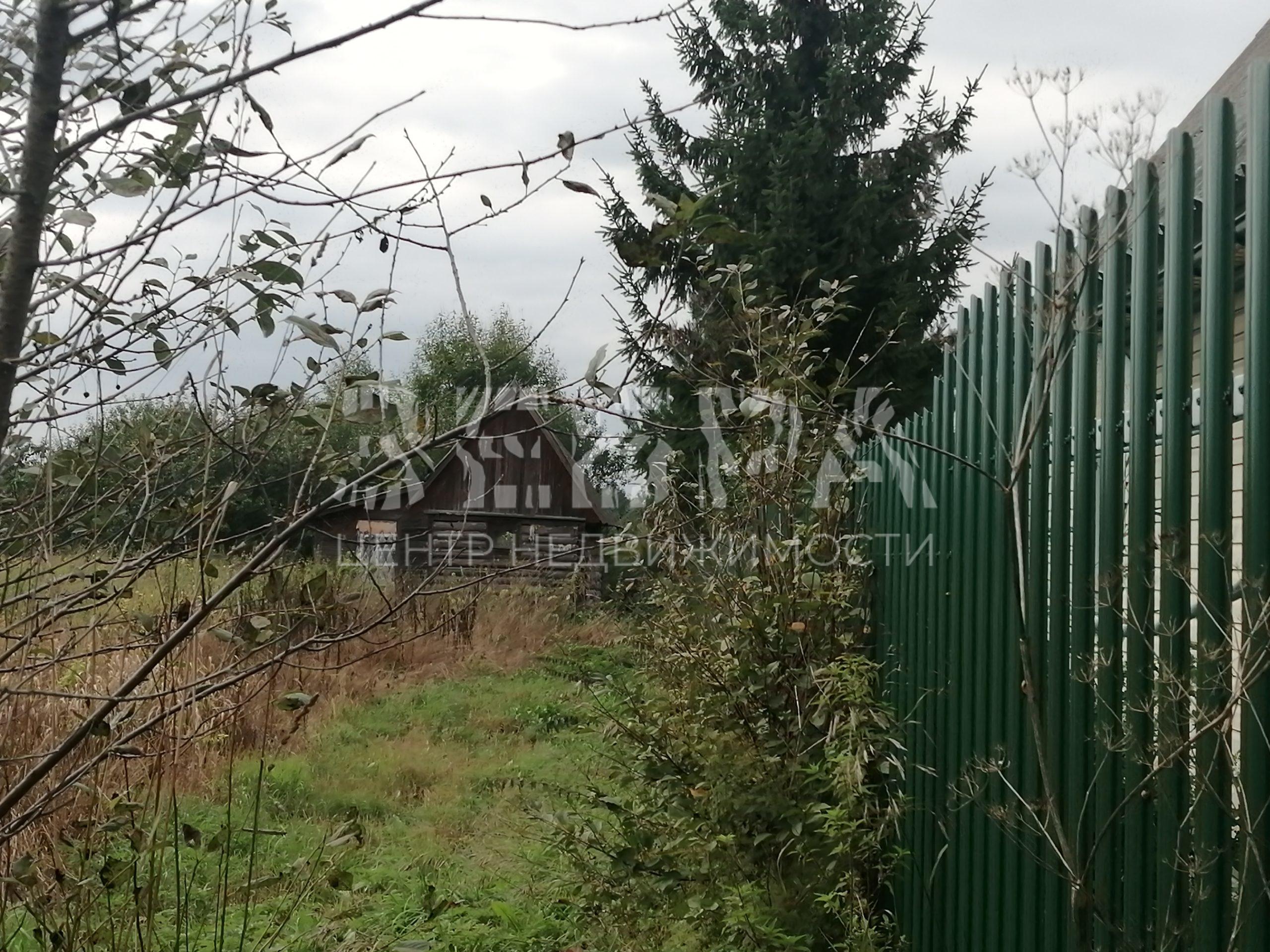Продается дом из бревна в д. Шаблыкино